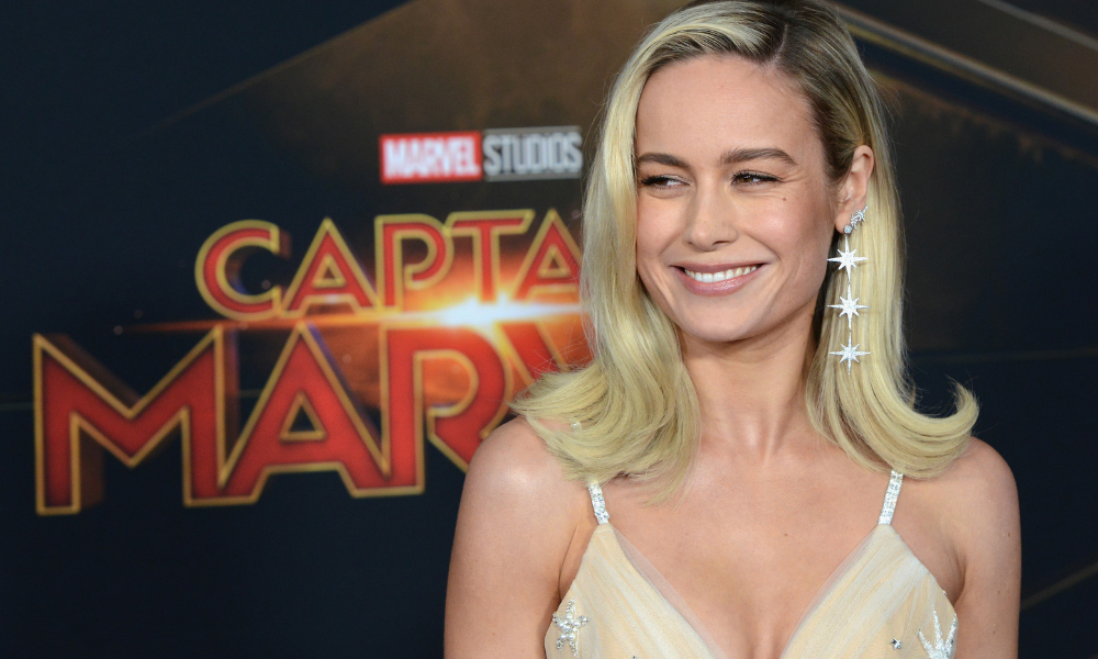 premier mundial de 'Captain Marvel'