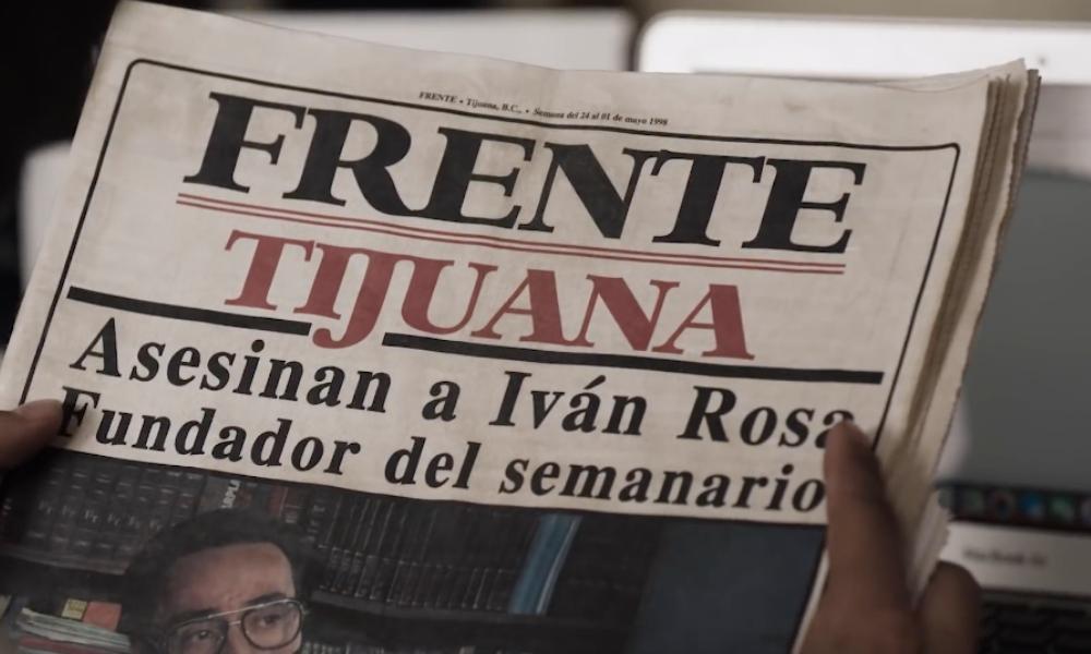 trailer de 'Tijuana'