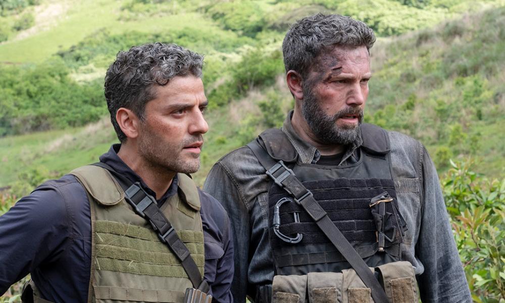 Netflix estrenó 'Triple Frontier'