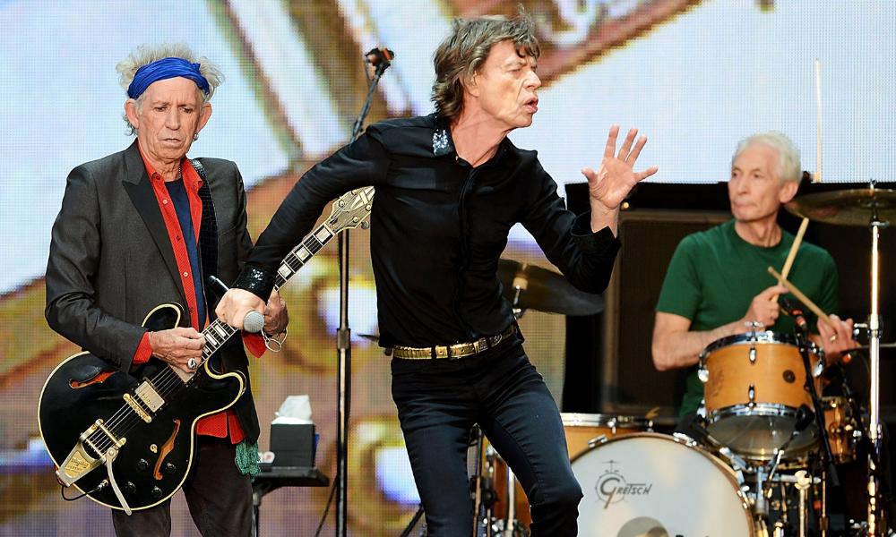 'The Rolling Stones' pospusieron su gira