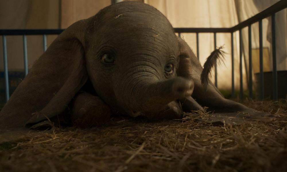 'Dumbo' se grabó sin usar ningún elefante