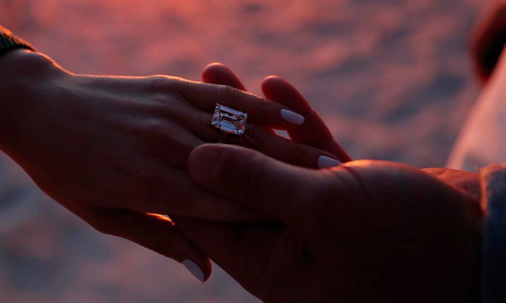 costo del anillo de Jennifer Lopez
