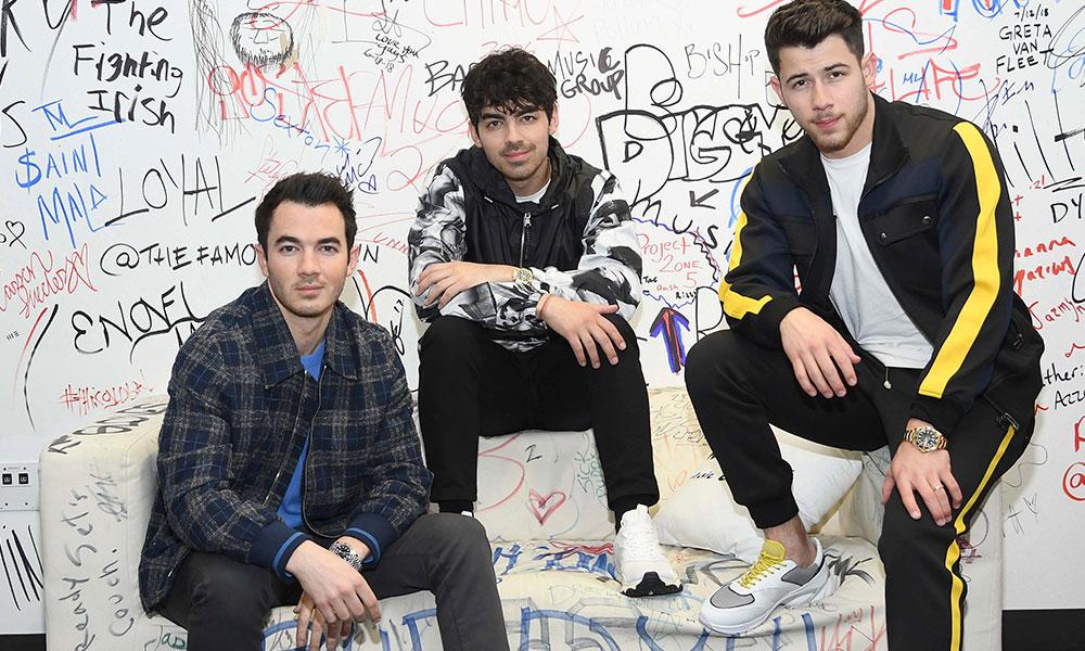 Documental de los 'Jonas Brothers'