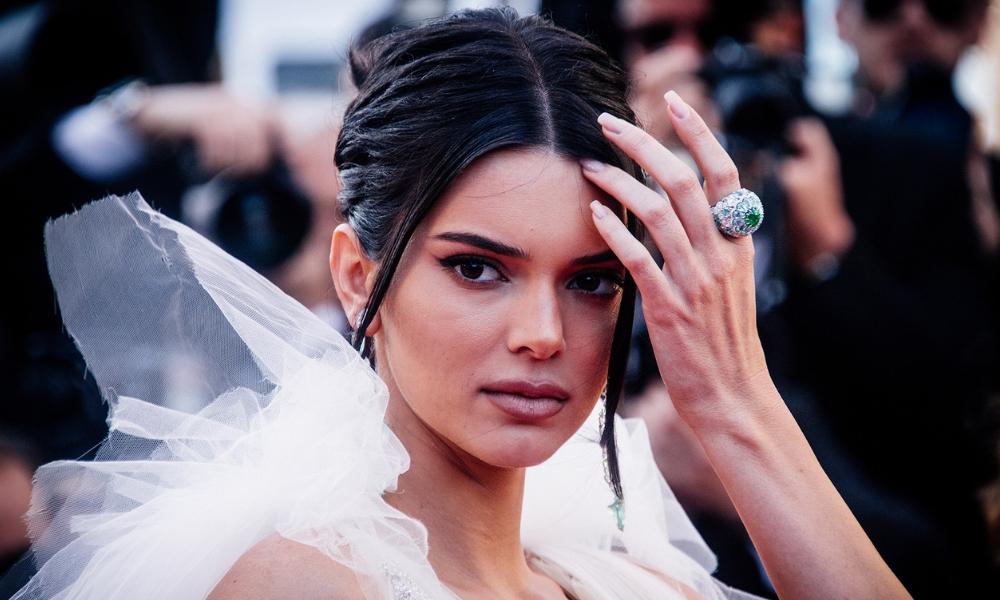 Kendall Jenner presumió figura