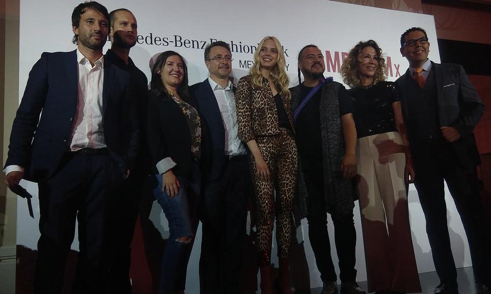25ª edición del 'Mercedes Benz Fashion Week'