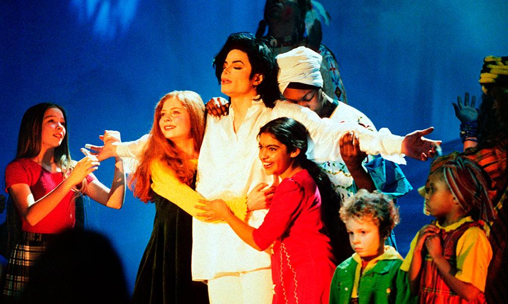 Canciones de Michael Jackson fueron censuradas