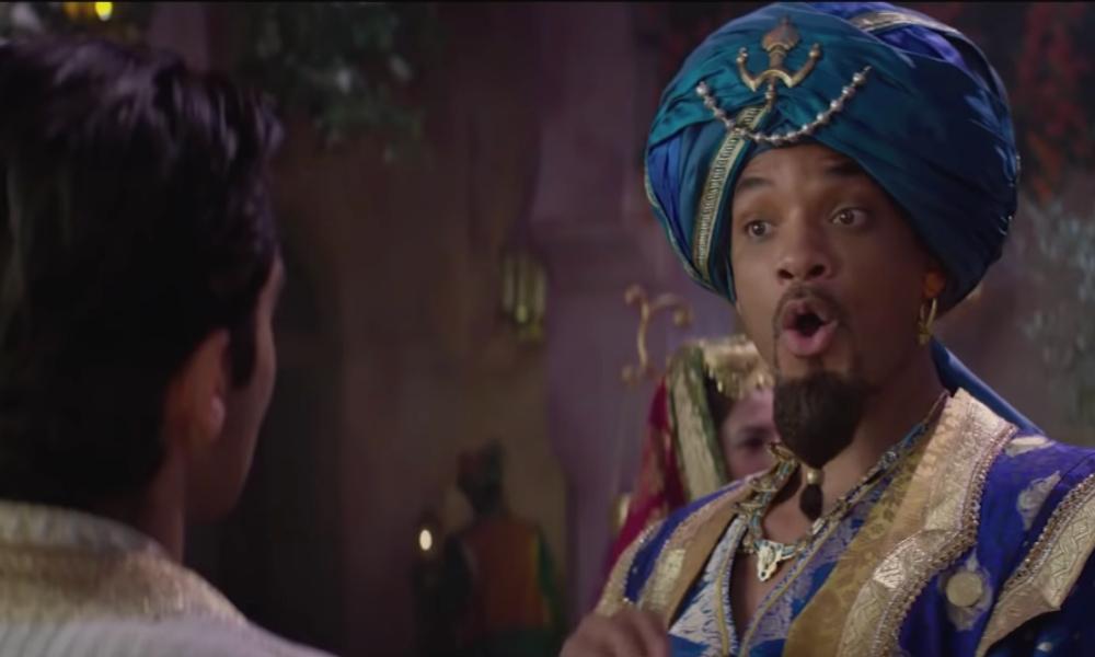 Nuevo trailer de Aladdin