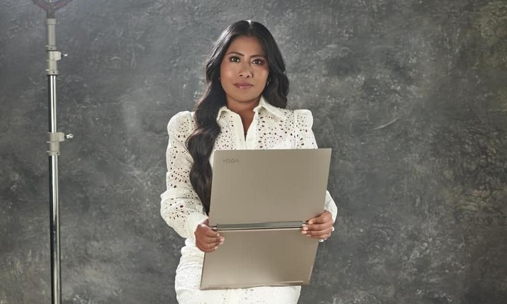 Yalitza Aparicio participa en la OIT de Suiza