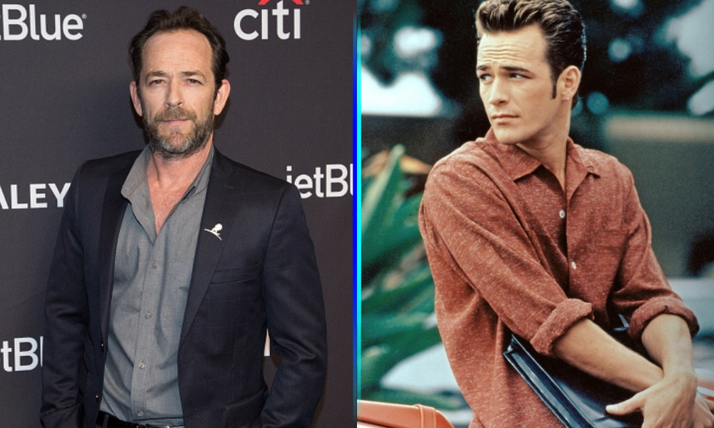 Falleció Luke Perry