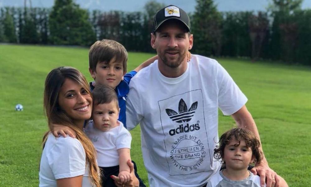 Por Que Amamos A Los Hijos De Lionel Messi Y Antonella Roccuzzo