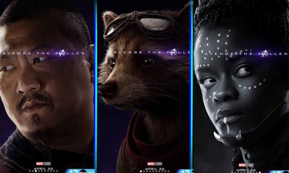 Nuevos Pósters De Avengers Endgame Revelan Spoiler De La Película