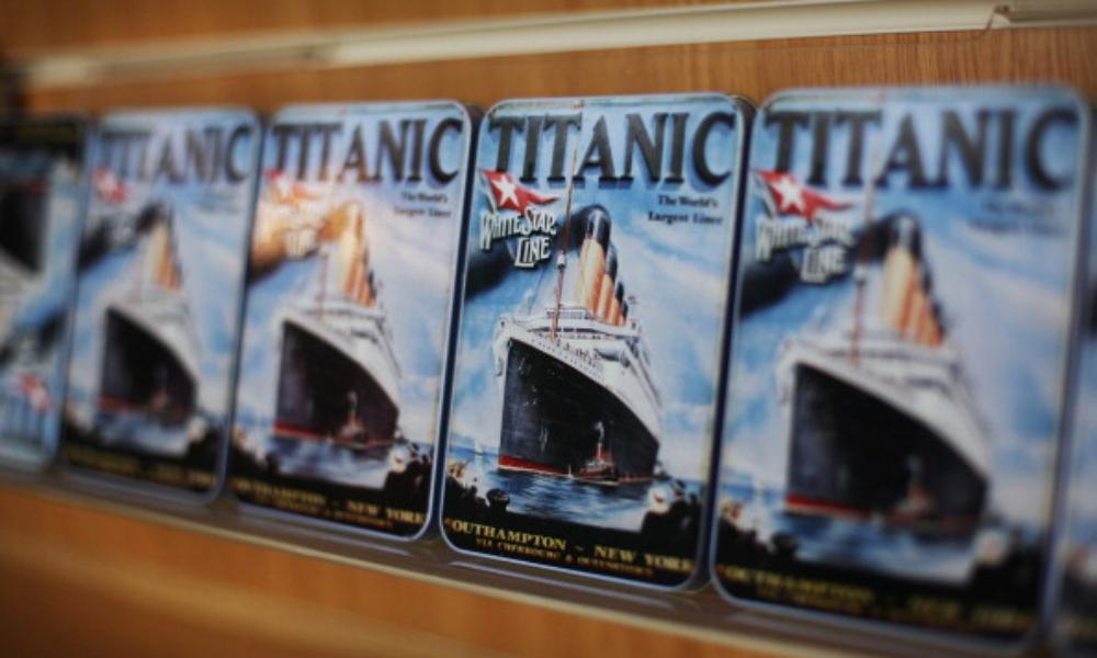 datos reales del Titanic