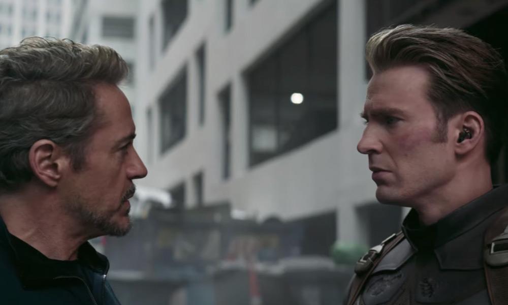 cinco días para el estreno de 'Avengers: Endgame'