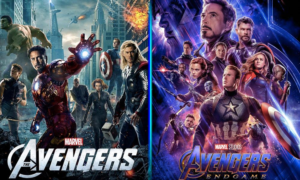 orden de las películas de Marvel, orden cronológico del MCU, cómo ver las películas de Marvel, orden de estreno películas del MCU