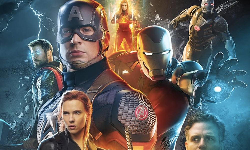 séptimo poster de 'Avengers: Endgame'