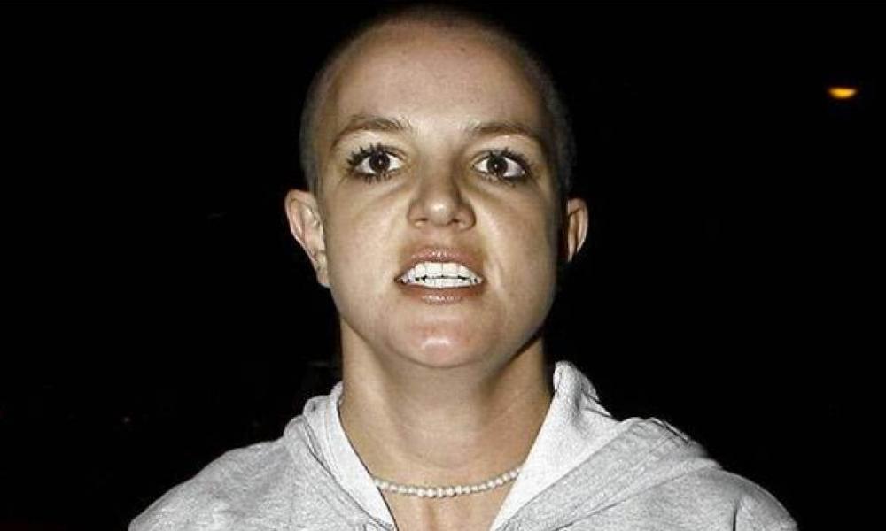 Britney Spears se internó en psiquiátrico