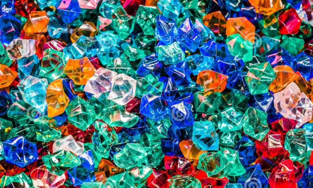 Cristales plásticos