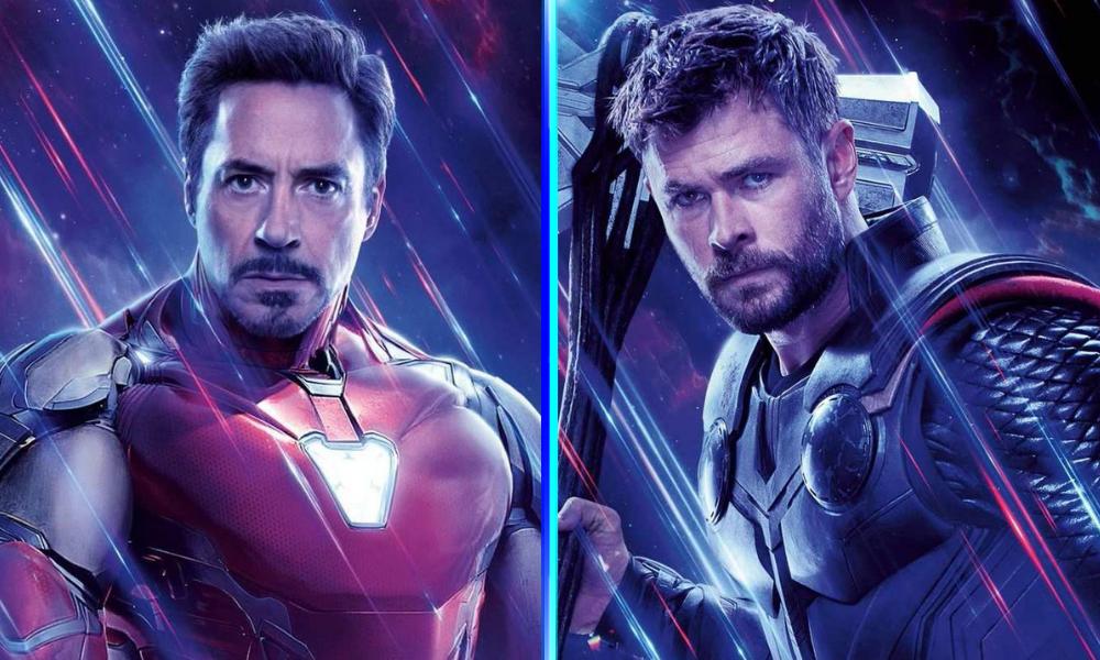 pósters internacionales de 'Avengers: Endgame'