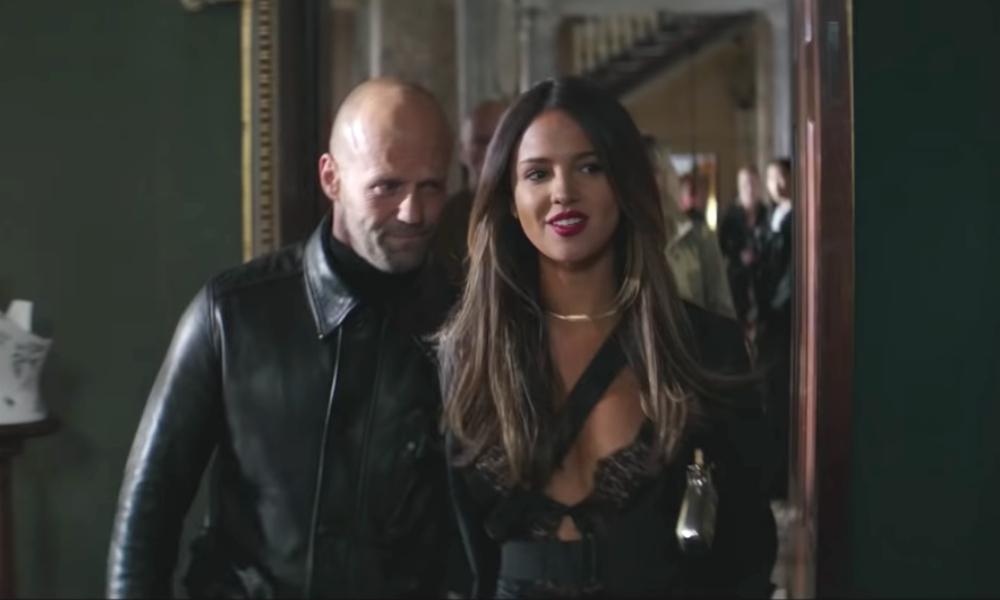 Eiza González en el nuevo trailer de 'Hobbs & Shaw'