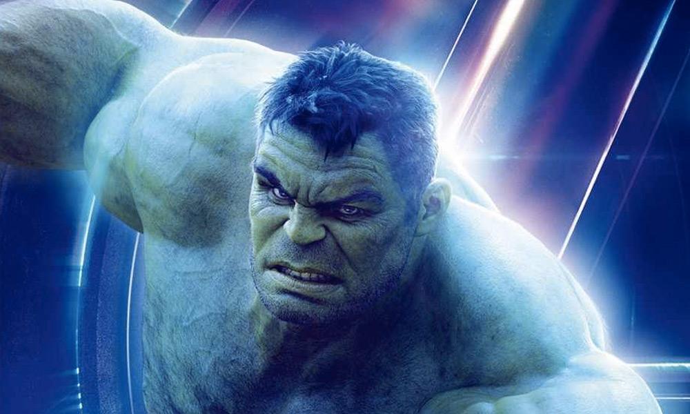muerte de 'Hulk' en 'Avengers: Infinity War'