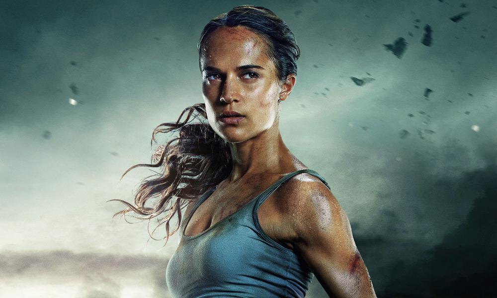 Alicia Vikander en la secuela de 'Tomb Raider'