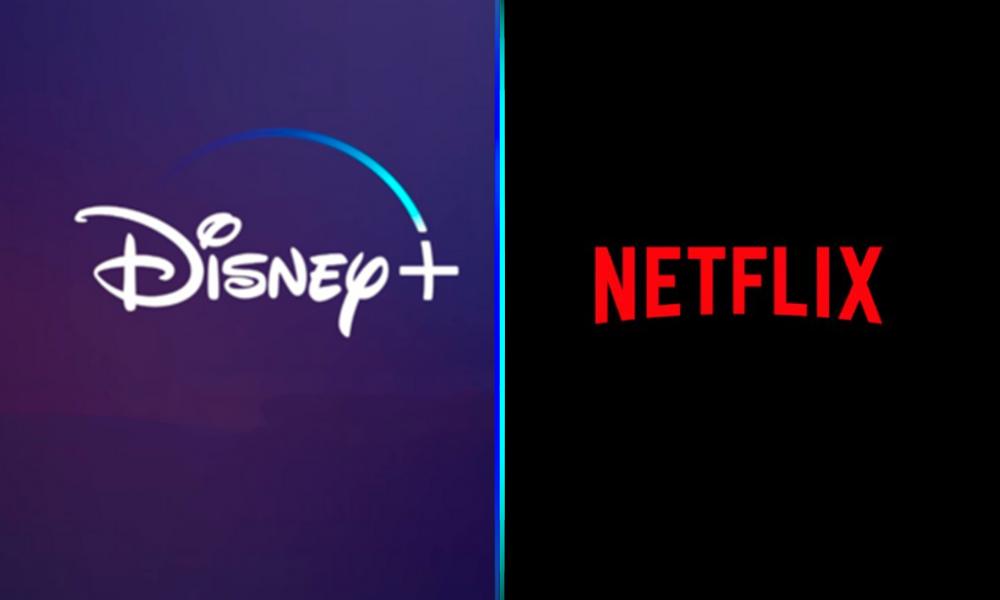 Netflix cae por el anunció de Disney+