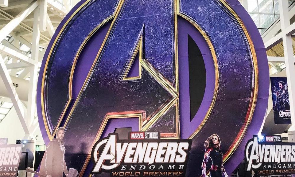 Avengers: Endgame rompió récord en taquilla