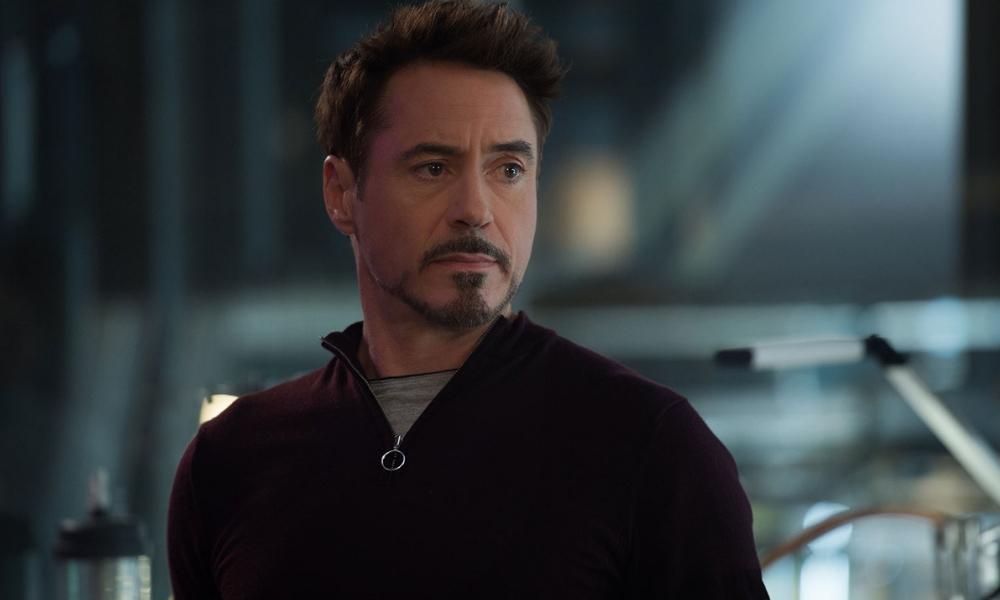 Robert Downey Jr se despidió de su personaje