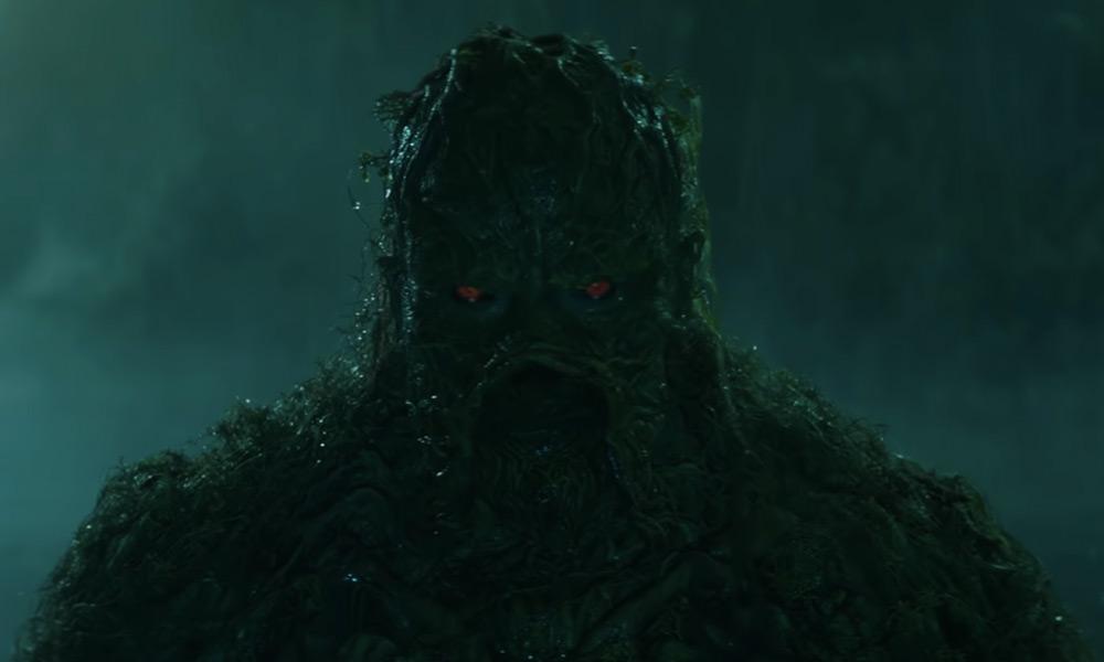 primer trailer de 'Swamp Thing'