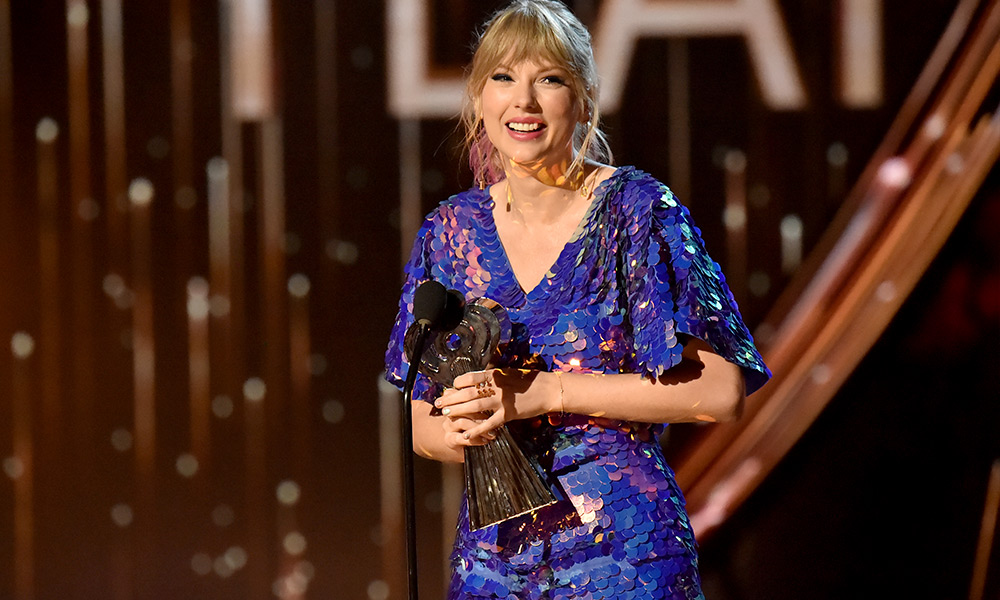 Taylor Swift es de las celebridades más influyentes