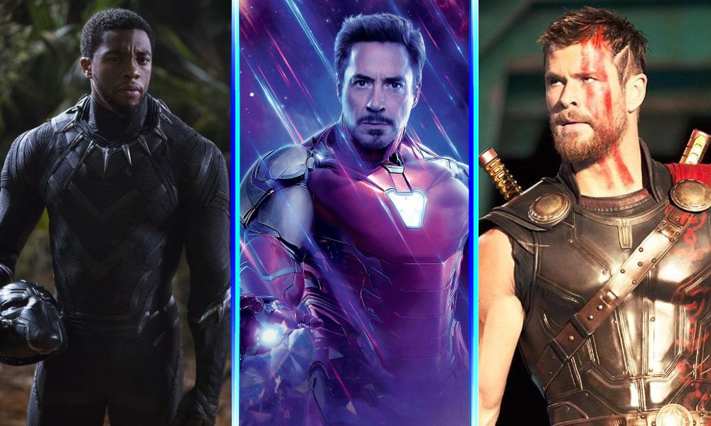 Marvel más taquilleras de la historia