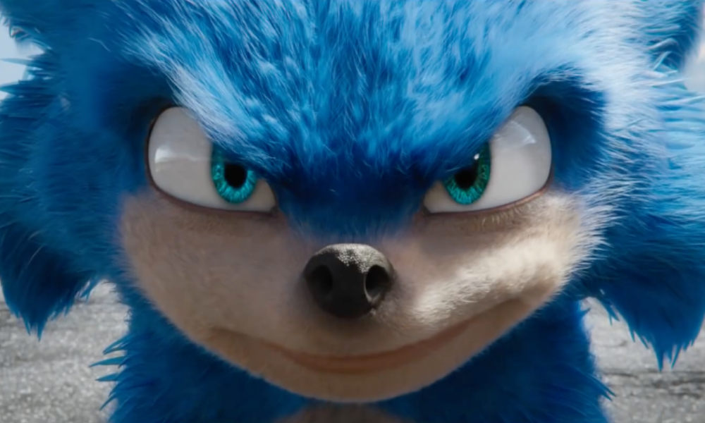trailer de 'Sonic The Hedgehog'