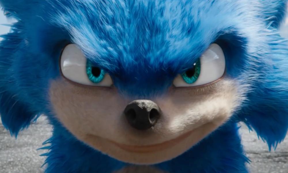 trailer de 'Sonic The Hedgehog'