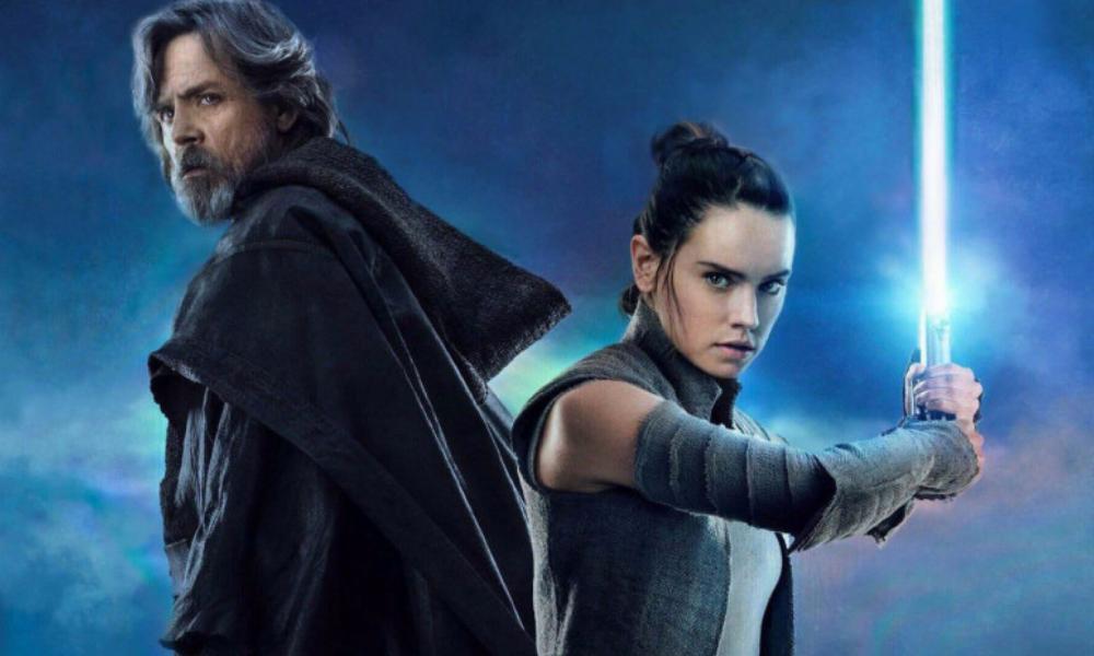Mark Hamill felicitó a Daisy Ridley, The Last Jedi, Star Wars Celebration 2019