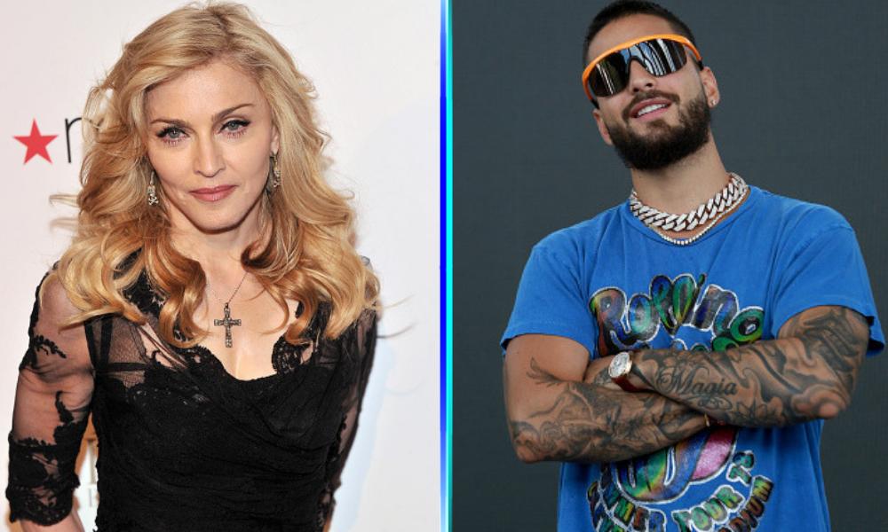 Madonna y Maluma lanzaron 'Medellín'