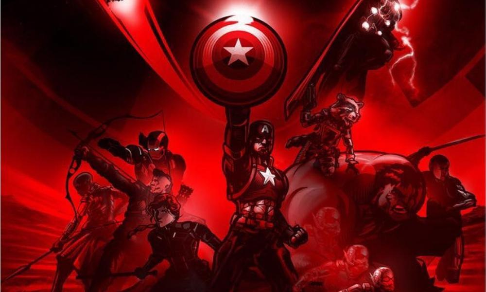 noveno póster de 'Avengers_ Endgame'