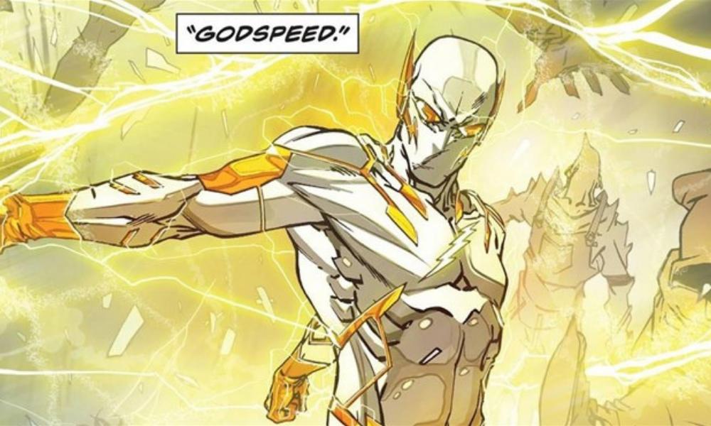 primera imagen de 'Godspeed'