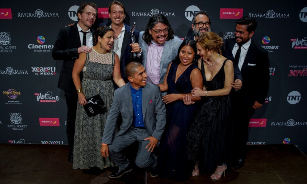 'Roma' arrasó en los Premios Platino 2019