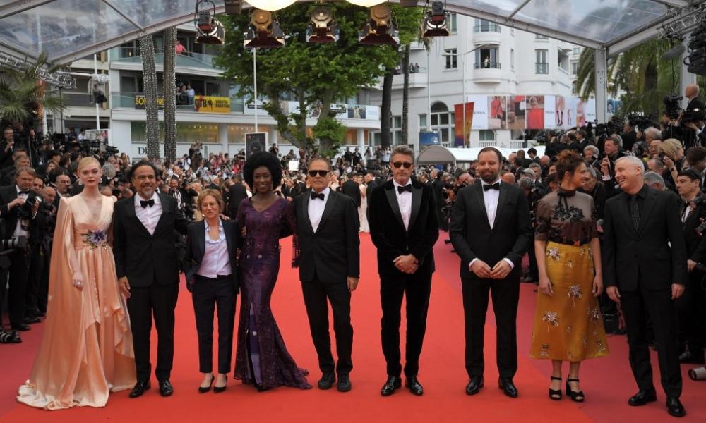 72 edición del Festival de Cannes