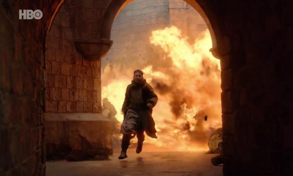 Cameo de Aaron Rodgers en 'Game of Thrones'