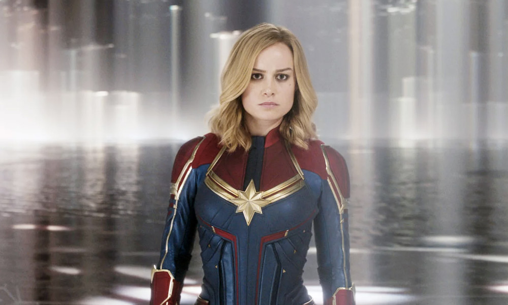 Disponible 'Captain Marvel' en formato digital