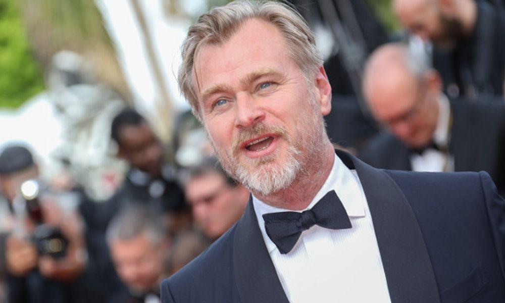 Robert Pattinson trabaja con Christopher Nolan