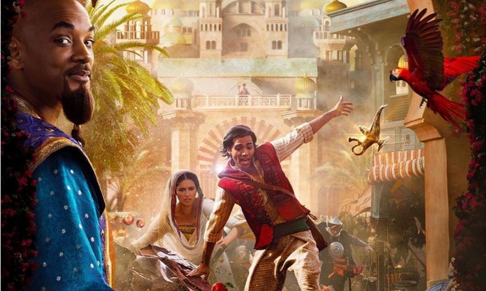 'Aladdin' desea ser un príncipe