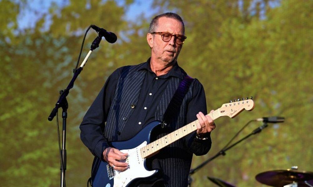 Eric Clapton homenajeó a Prince