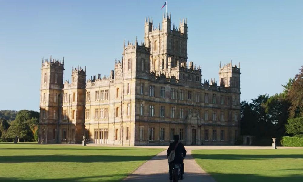 trailer de la película de 'Downton Abbey'