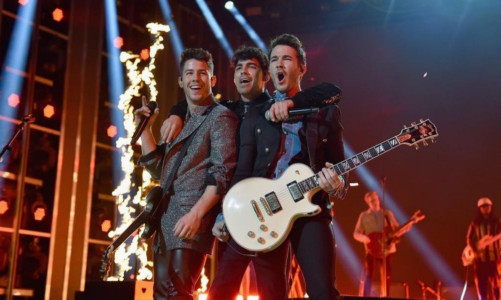 Nuevo trailer del documental de los 'Jonas Brothers'