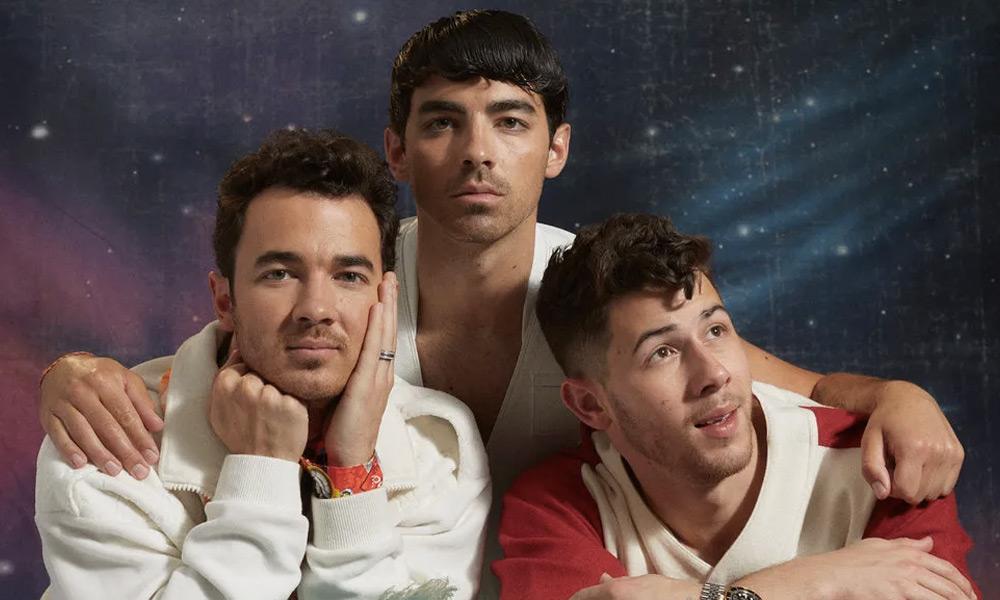 Sesión de fotos de los 'Jonas Brothers'