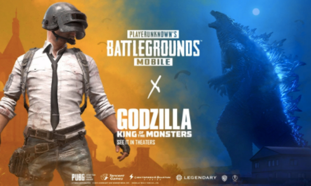 Pubg Mobile y 'Godzilla_ King of the Monsters'