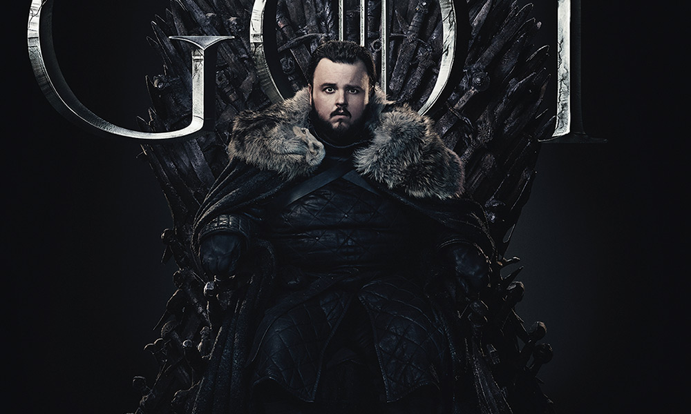 Sam Tarly dijo adiós a 'Game of Thrones'