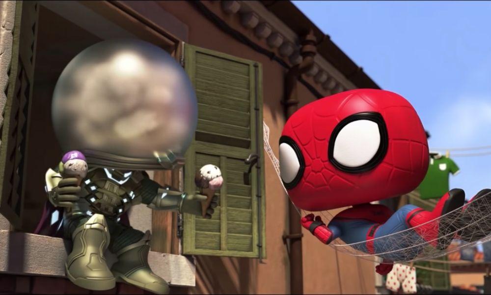 Spider-Man: Far From Home' Funko Trailer